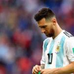 Lionel Messi no estará ante Irak y Brasil en la fecha FIFA de noviembre
