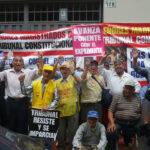 Fonavistas celebran 19 años de ejercicio del poder del pueblo peruano