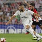 Liga de España: Real Madrid iguala 1-1 con Athletic de Bilbao por la fecha 4