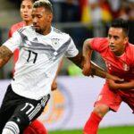 Perú cae 2-1 con Alemania en el cierre de la gira  europea