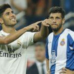 Liga Santander: Real Madrid con lo justo vence 1-0 a Espanyol por la fecha 5