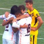 Torneo Clausura: Ayacucho con doblete de Mauricio Montes gana 3-1 a Cantolao