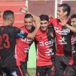 FBC Melgar sostiene su liderazgo del Torneo Clausura al vencer 2-1 a Sport Rosario