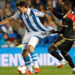 Liga Santander: Real Sociedad en minutos finales empata 2-2 con Rayo Vallecano