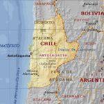 Sismo de magnitud 5.5 en la escala de Richter afecta parte del norte de Chile