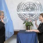 ONU: Bachelet jura su cargo como alta comisionada de Derechos Humanos
