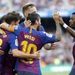 Liga Santander: Barcelona no tuvo piedad y golea 8-2 al Huesca