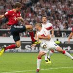 Bundesliga: Bayern Múnich alcanza el liderato al golear 3-0 al Stuttgart