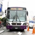 Corredor Morado: Protesta contra ruta en San Juan de Lurigancho deja detenidos (VIDEO)