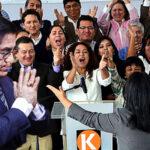Hinostroza ayudó a Keiko a cambio de asegurar presidencia del PJ