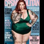 Las redes revientan por la portada de Cosmopolitan