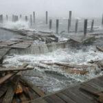 EEUU: Inundaciones catastróficas en costa estepor marejadas del huracán Florence (VIDEO)