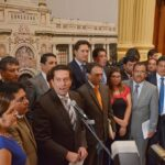 Congresistas fujimoristas pretenden reelegirse como senadores