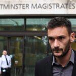 Lloris, multado con 50.000 libras por conducir en estado de ebriedad