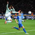 Bundesliga: Bayern Múnich de visita cae 2-0 frente al Hertha Berlín