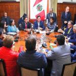 Convocan Junta de Portavoces tras anuncio de voto de confianza