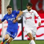 Liga de Rusia: Lokomotiv de Farfán empata 1 a 1 con Dinamo