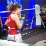 Linda Lecca no logra título mundial al perder su pelea ante Raja Amasheh