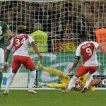 Liga de Francia: Mónaco amplía su crisis al caer (2-0) con Saint Étienne