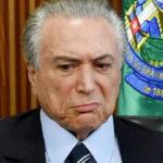 Brasil: Temer entra en la campaña electoral y arremete contra candidatos