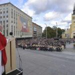 Italia: Papa Francisco retorna tras su viaje de 4 días a los países bálticos