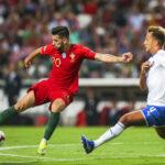 Liga de Naciones: Portugal derrota 1-0 a Italia en la 2da jornada del Grupo 3