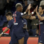 Liga de Francia: PSG sin Neymar ni M'bappe goleó 4 a 0 al Saint-Etienne