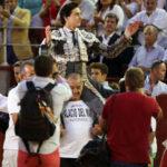 Andrés Roca Rey: Torero peruano fue el gran triunfador en Salamanca