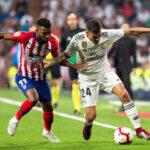 Liga Santander: Real Madrid y el Atlético culminan un opaco derbi (0-0)