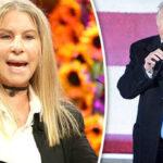 """Barbra Streisand dedica canción """"No me mientas"""" a Trump en nuevo álbum de carácter político (VIDEO)"""