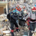 Japón: Isla afectada por terremoto sin agua ni electricidad mientras buscan a 31 desaparecidos (VIDEO)