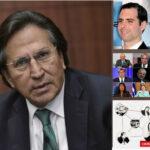 Alejandro Toledo entre los más beneficiados por corrupción de Odebrecht