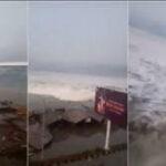 Indonesia: Terremoto de 7.5 grados y tsunami destruyen isla Célebes, numerosas víctimas (VIDEO)