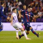 Liga Santander: Valladolid derrota 2-1 al Levante y Girona empata 1-1 con el Getafe