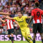 Liga Santander: Villarreal logra su 1ª victoria goleando 3-0 al Athletic