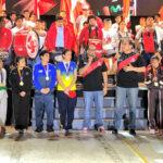 """Martín Vizcarra clausura Juegos Deportivos Escolares Nacionales """"Daniel Peredo"""""""