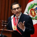 Martín Vizcarra plantea cuestión de confianza al Congreso