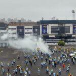 Alianza Lima: Cuatro detenidos dejaron enfrentamientos (VIDEOS)