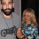 Pamela Anderson rompió su relación con el campeón mundial Adil Rami (VIDEO)