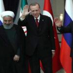Irán, Rusia y Turquía acuerdan seguir con su decidido apoyo a integridad territorial de Siria (VIDEO)
