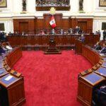 Pleno del Congreso aprueba cuestión de confianza por mayoría