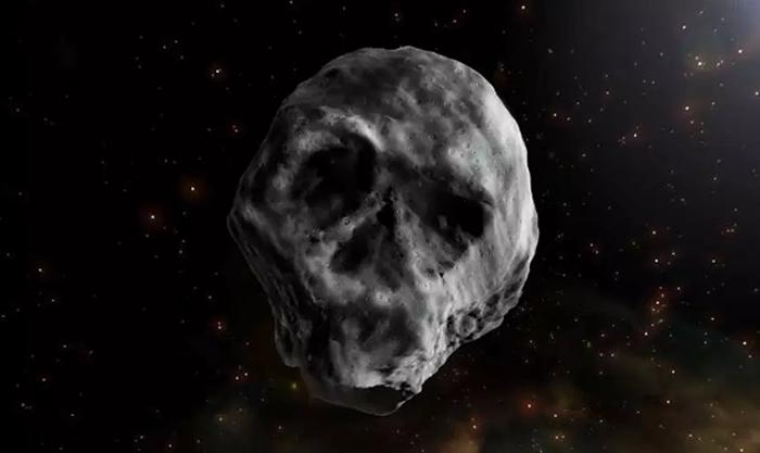 ¡Fantasmagórico! El asteroide