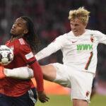Bundesliga: Bayern en vibrante partido empata 1-1 con el Augsburgo