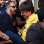 Brasil: Hieren de cuchillada a candidato Jair Bolsonaro en plena campaña electoral