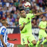 Sergio Busquets renueva con Barcelona hasta el 2023