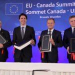 Sindicatos UE y canadienses piden revisar CETA en defensa derechos laborales