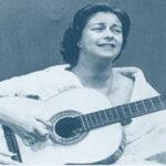 Efemérides del 3 de septiembre: nace Chabuca Granda