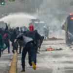 Chile: 18 detenidos por disturbios en romería pordetenidos desaparecidos (VIDEO)