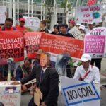 EEUU entorpece negociaciones sobre financiación contra el cambio climático