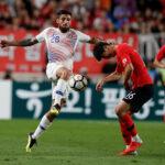Fecha FIFA: Corea del Sur y Chile empatan 0 a 0
